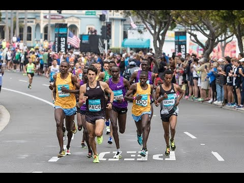 2016 Carlsbad 5000: Elite Men's Race
