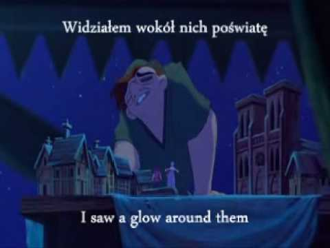 Hunchback of Notre Dame - Heaven's Light(Polish)