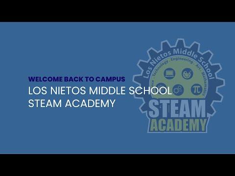 Reopening Los Nietos Middle School STEAM Academy