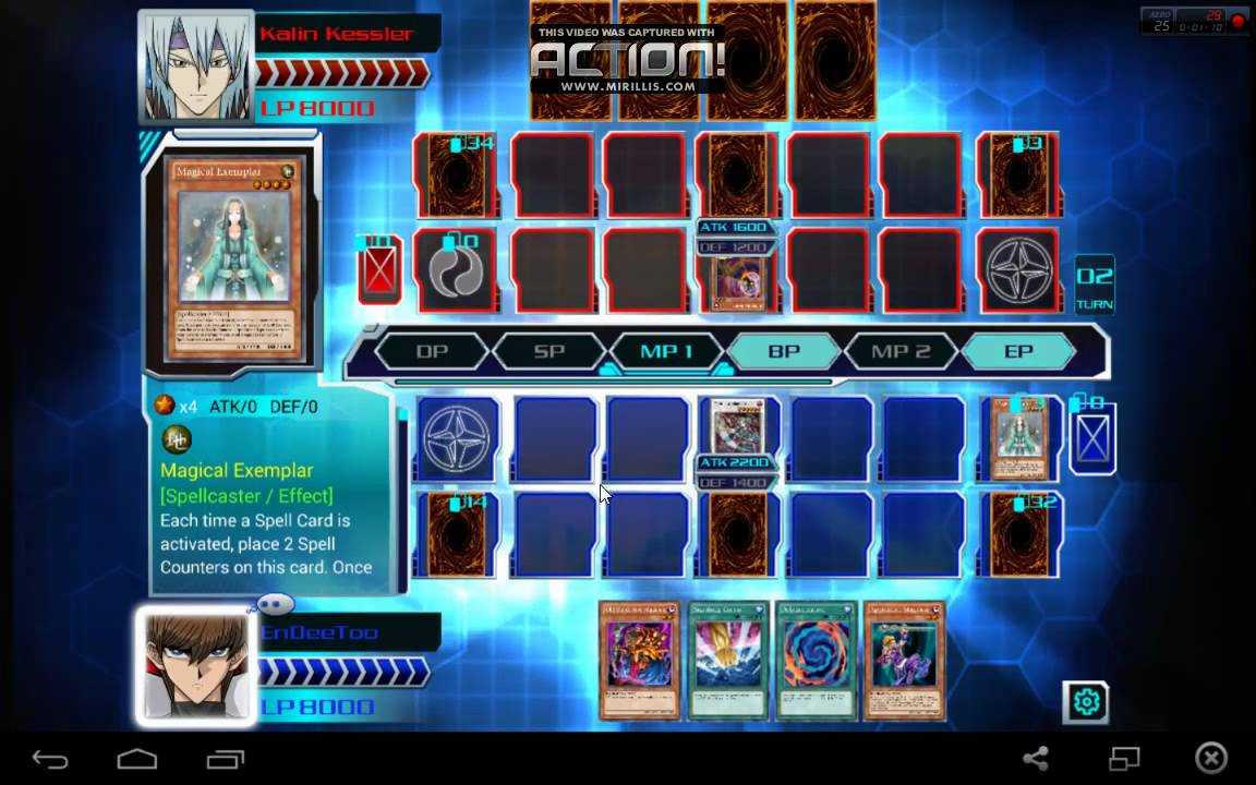 Arcanite Magicial Deck Yu-Gi-Oh Duel Generation