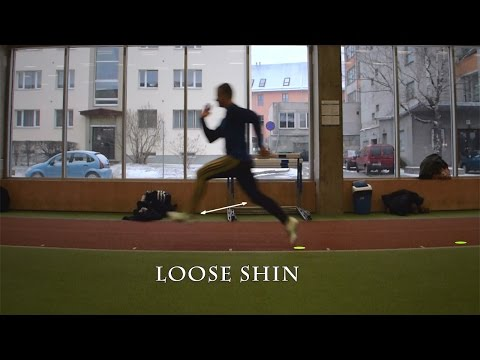 Training Partner Sprint Stride Analysis