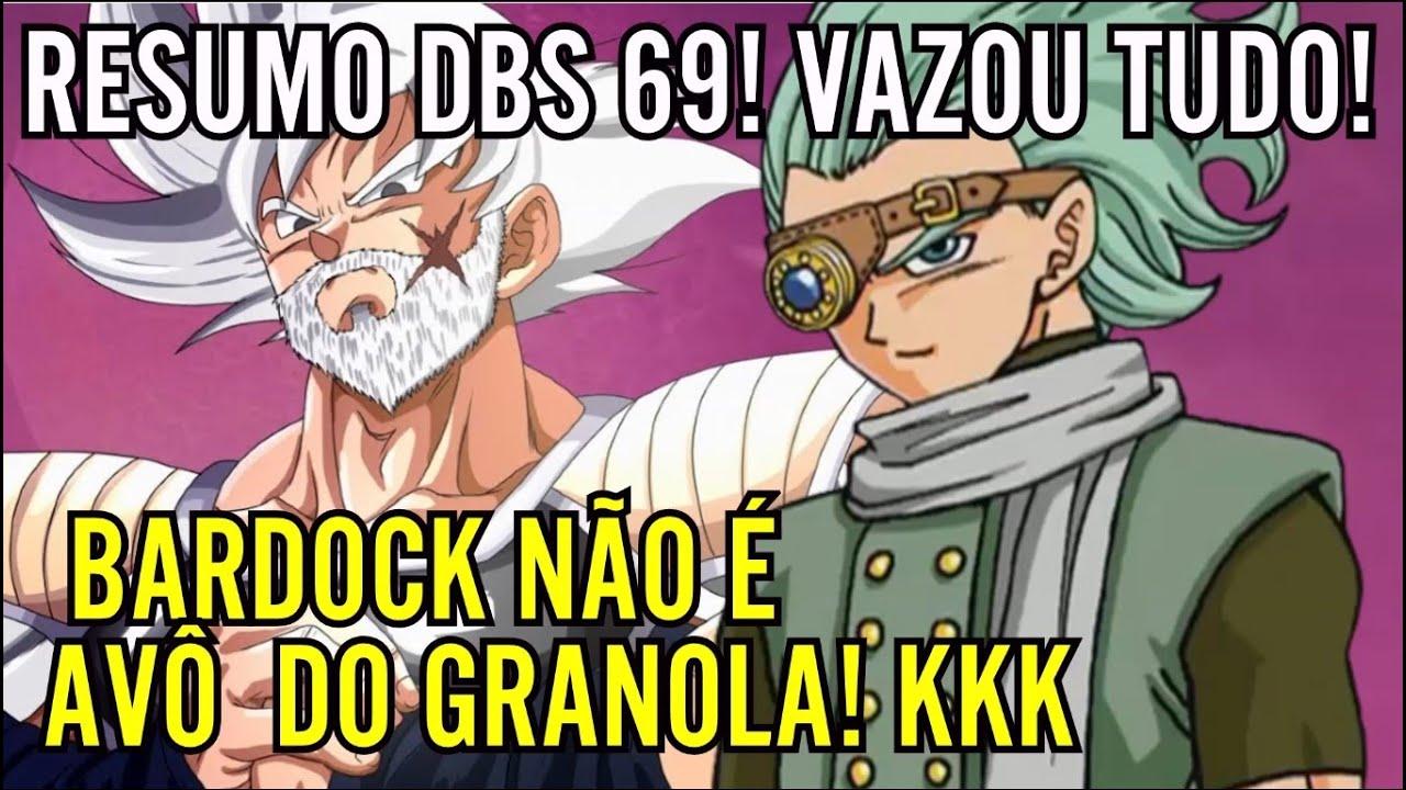 VAZOU! BEERUS HUMILHA VEGETA! SURGE UM NOVO DEUS DRAGÃO! O DESEJO DE GRANOLA! DRAGON BALL SUPER 69!
