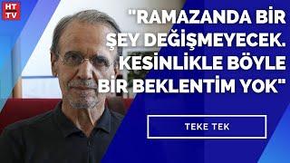 Ramazanda durum değişir mi? Prof. Dr. Mehmet Ceyhan yanıtladı
