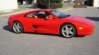 1995 Ferrari F355 by Paul's Custom Interiors/ Auto Upholstery