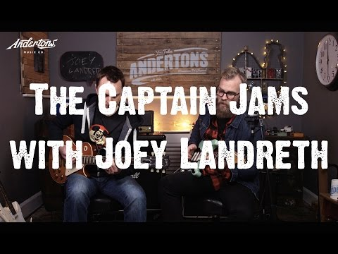 The Captain Jams with Joey Landreth
