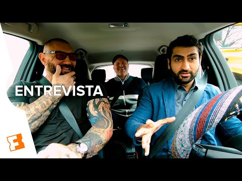 Stuber: Locos al Volante: Dave Bautista se reinventa en la comedia l Entrevista Exclusiva