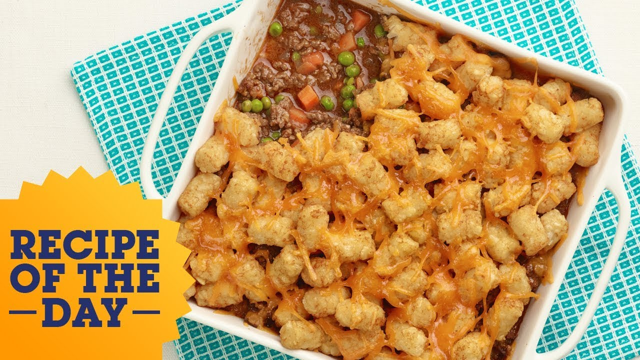 Recipe of the day shortcut shepherds pie food network youtube recipe of the day shortcut shepherds pie food network forumfinder Images