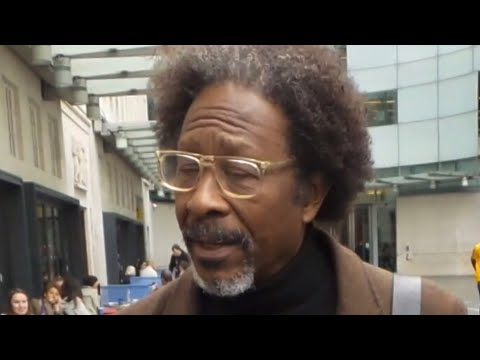 Clarke Peters in London 08 09 2017 1