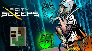 Have Game, Will Play: A City Sleeps Review