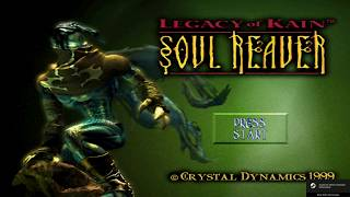 Legacy of Kain: Soul Reaver (PC) Windows 10 Gameplay