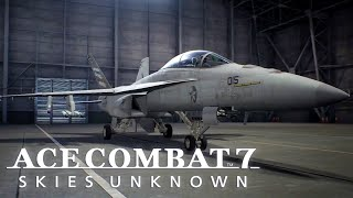 Ace Combat 7: Skies Unknown - Official Extended Gameplay Trailer | Gamescom 2018