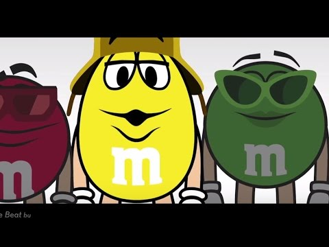 M&M's Commercial 2017 Bite-Size Beat by Nick L, Denver, CO