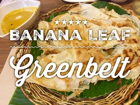 Best of Banana Leaf Southeast Asian Cuisine Greenbelt Makati by HourPhilippines.com