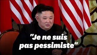 Download Video Aux côtés de Trump, Kim Jong Un répond à un journaliste étranger pour la première fois MP3 3GP MP4