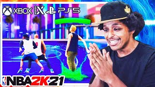 GAMEPLAY OF NEXT-GEN NBA 2K21 LOOKS BREATHTAKING