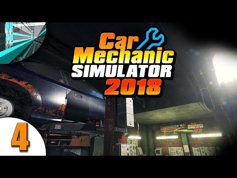 Let's Play Car Mechanic Simulator 2018 (part 4 - Hidden Gremlin)