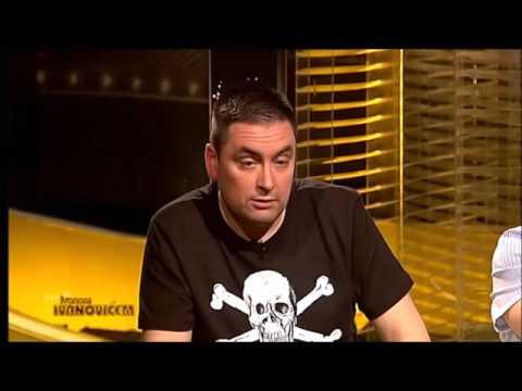 Dimitrije Banjac prica vic Vece sa Ivanom Ivanovicem