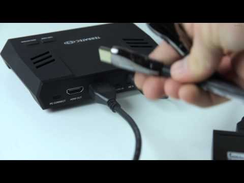 HDMI Kopierschutz umgehen - HDMI Splitter (PS3, Apple TV, DVD-Player aufnehmen)