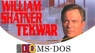 William Shatner's Tekwar [MS-DOS]