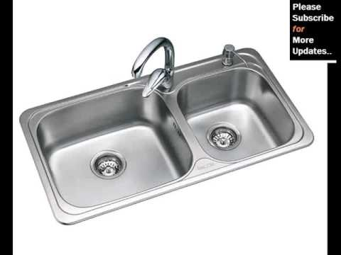 kitchen sink stainless steel sinks collection. beautiful ideas. Home Design Ideas