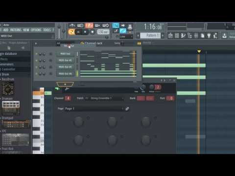 Cara Membuat Style Yamaha Dengan FL Studio Dan OMB