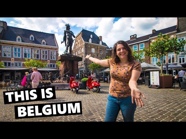 OLDEST CITY IN BELGIUM: This Is Our Hometown!! (Belgium Travel Vlog)