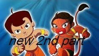 Chhota Bheem aur Hanuman 2nd Movie in hindi