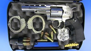 Box of Toy Gun - Realistic Revolver Toy