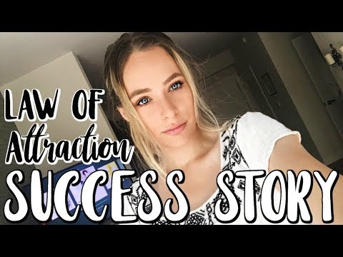 LAW OF ATTRACTION SUCCESS STORY  Shift Change Letting Go + Symbolism  Renee Amberg