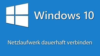Windows 10: Netzlaufwerk einrichten und im Explorer verankern. NAS Tutorial