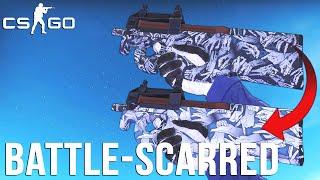CS:GO - Unique Battle Scarred Weapon Skins