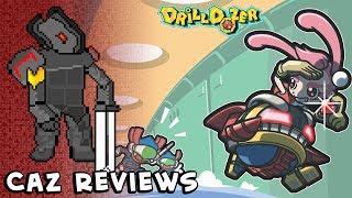 Drill Dozer Review (GBA) - Caz
