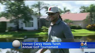 WFOR 5- 10 -19 Vernon Carey Foundation 11pm