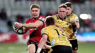 SEMIFINAL HIGHLIGHTS: Crusaders v Hurricanes – 2018