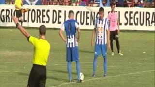 Águilas 1 - San Fernando 1 (26-06-16)