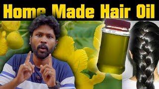 கால் வரை முடி வளர எளிய முறை | Hair Growth Tips in Tamil | Esh R