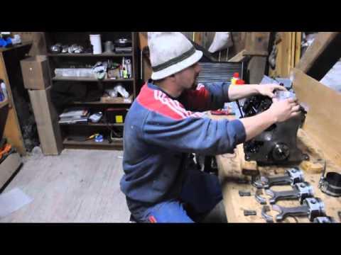 Montage Kolben und Pleuel 1.8T A4 B5