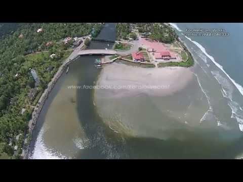 Helicam Kerala | Aerial View Of Arthunkal Church & Andhakaranazhi Beach