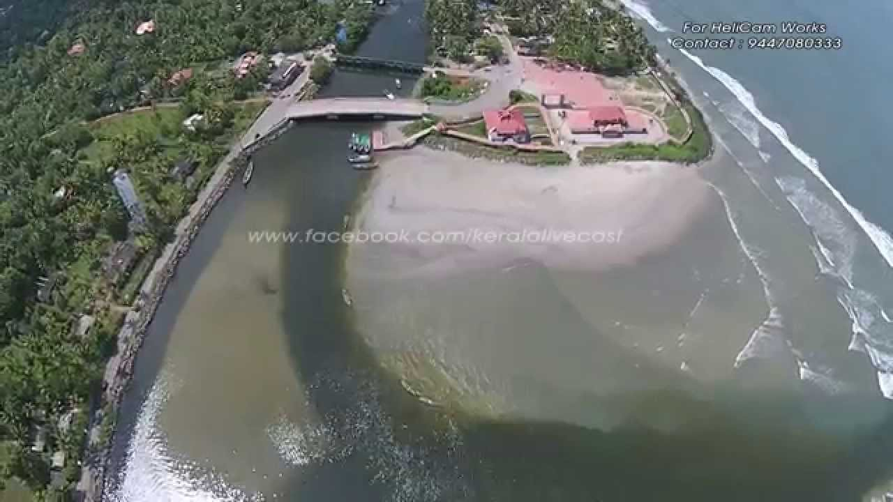 Helicam Kerala Aerial View Of Arthunkal Church
