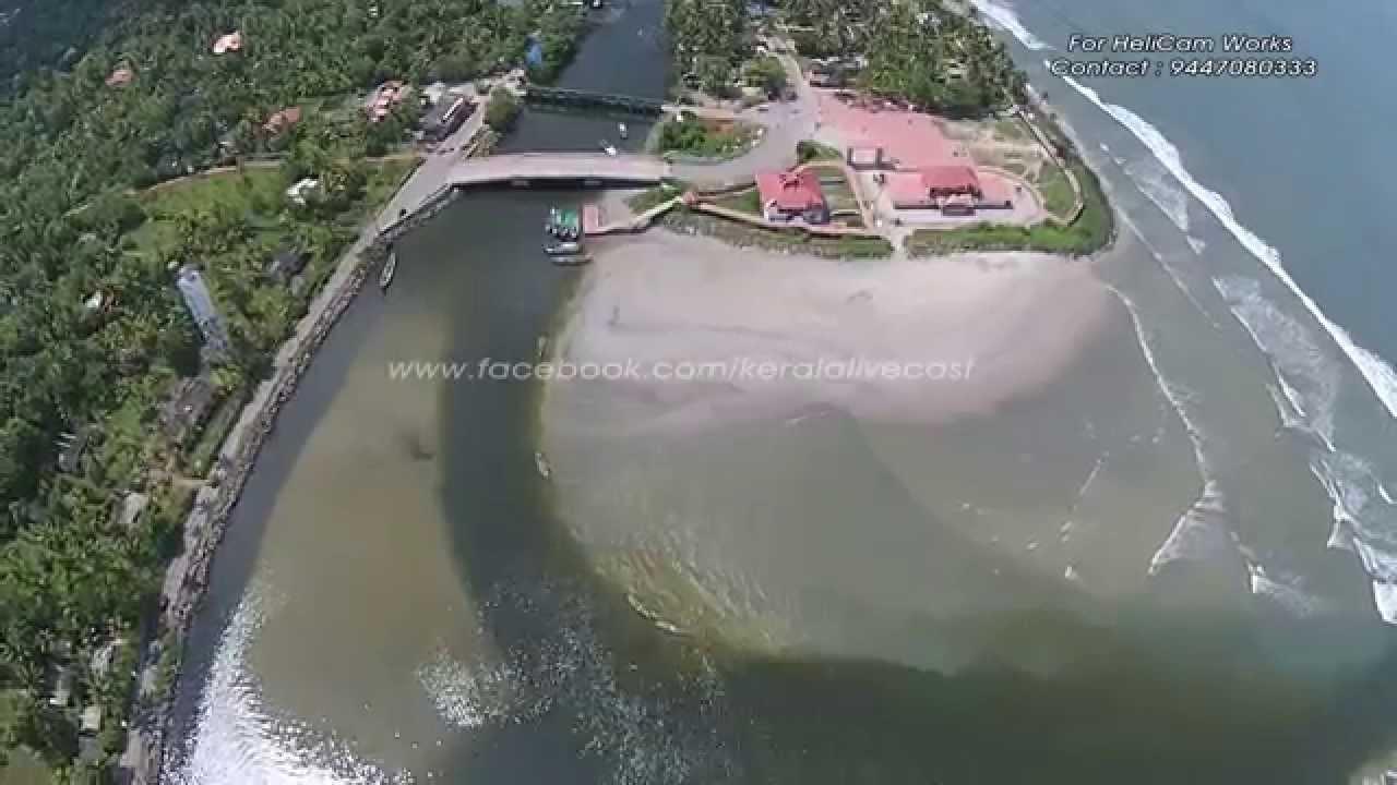 Helicam Kerala Aerial View Of Arthunkal Church