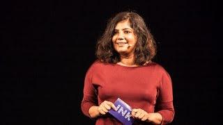 Shradha Sharma: What you lack, will make you run