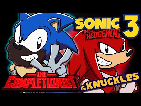 Sonic 3 & Knuckles   The Completionist   New Game Plus