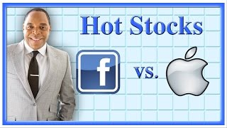 Facebook Stock VS Apple Stock