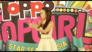 Toppo Top Girl Malaysia - Joleen Heng Semi Finals Video