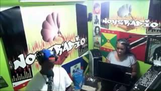 Fire Storm Natasha Von Castle & Bones Dilinga @ # NoyzRadio com