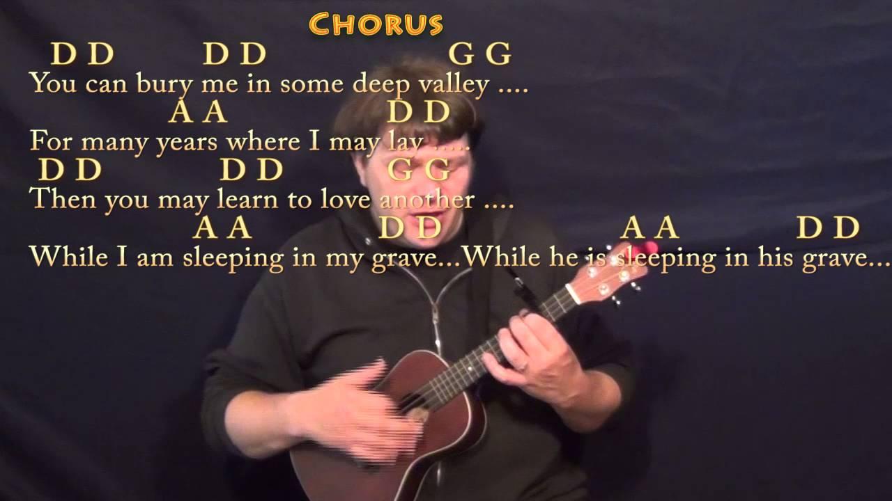 Man Of Constant Sorrow Ukulele Cover Lesson With Chordslyrics