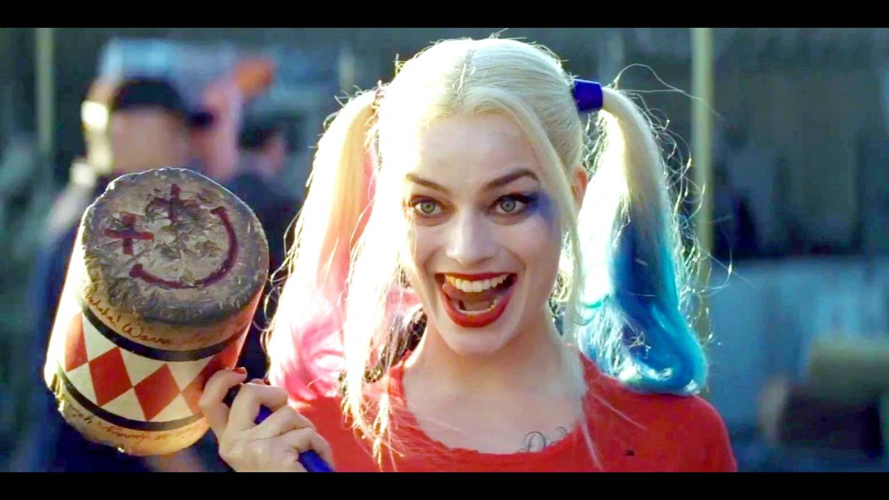 Suicide Squad | Harley Quinn | Best Moments | - YouTube