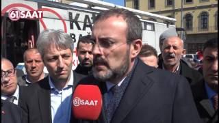 AK Parti Kahramanmaraş Milletvekili Mahir Ünal 61saat'e konuştu