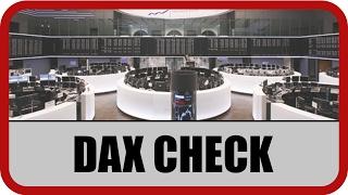 DAX-Check: Politischer DAX - Trump stiftet Unruhe