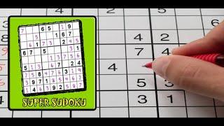 SUPER SUDOKU - #1 Sudoku Game on Google Play
